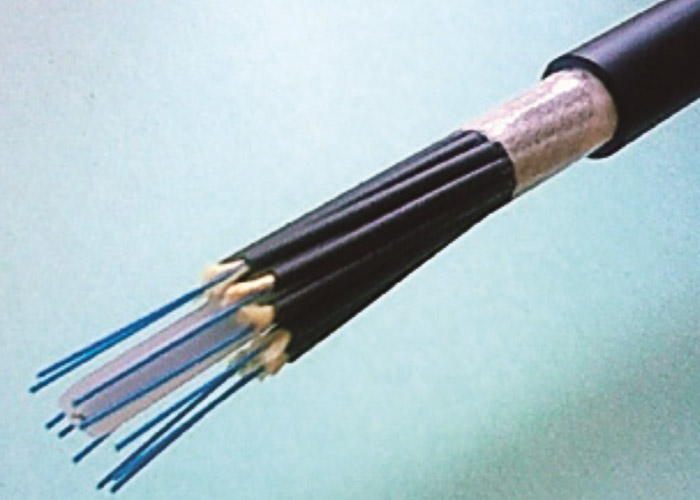 Flexible optical cable for low tempreture environment
