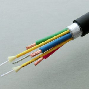 OPTICAL METAL COMPOSITE CABLE (FOR OUTDOOR USE)